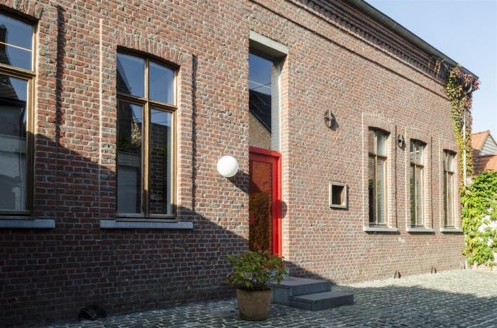 Architect Kleine Woning : Pascal schneider architect architectuur